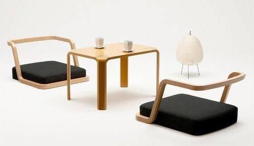 Чайные «земные» столики очень часто украшают гостиные современных домов
