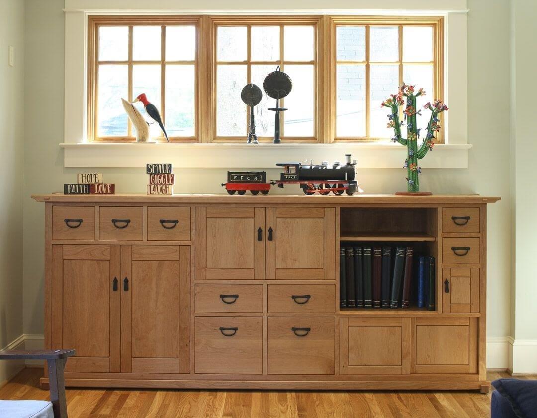 Тансу - это место хранения самых значимых для домовладельцев вещей.
