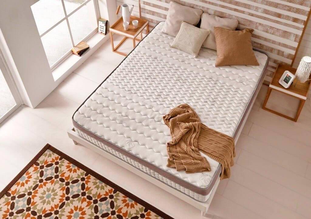 Спальня – место заряда бодростью и энергией
