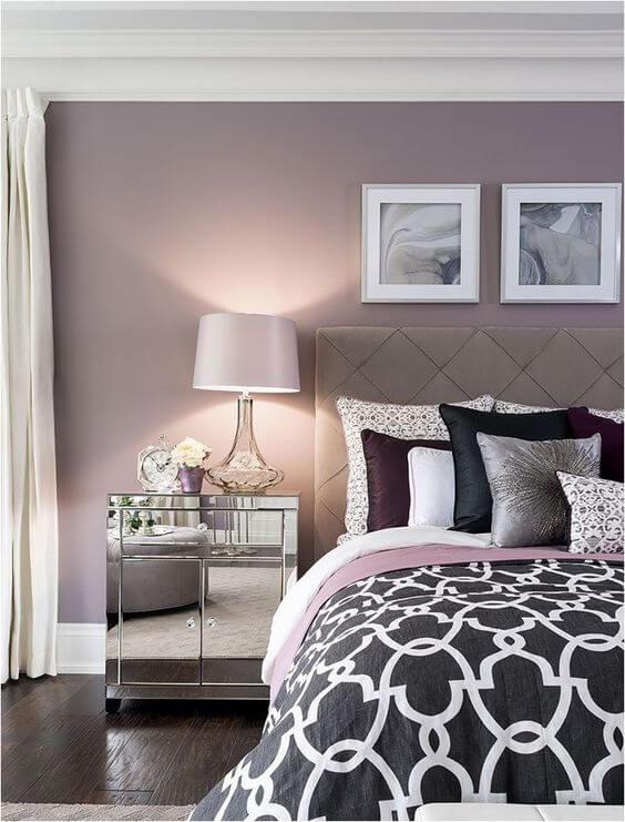 Расположение основных изделий в спальне гарантирует Вам комфортное и функциональное пространство.
