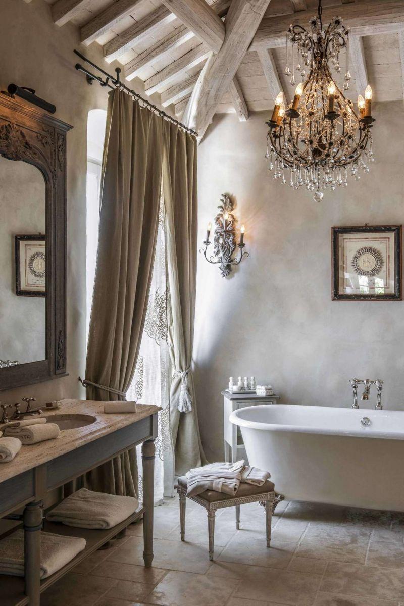 Прованский дизайн интерьера - это удивительное и уникальное сочетание грубых оштукатуренных стен, деревянной мебели, яркой цветовой палитры и обильного декора.