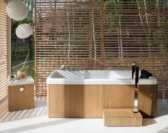 Бамбук - это стильная альтернатива традиционной древесине.