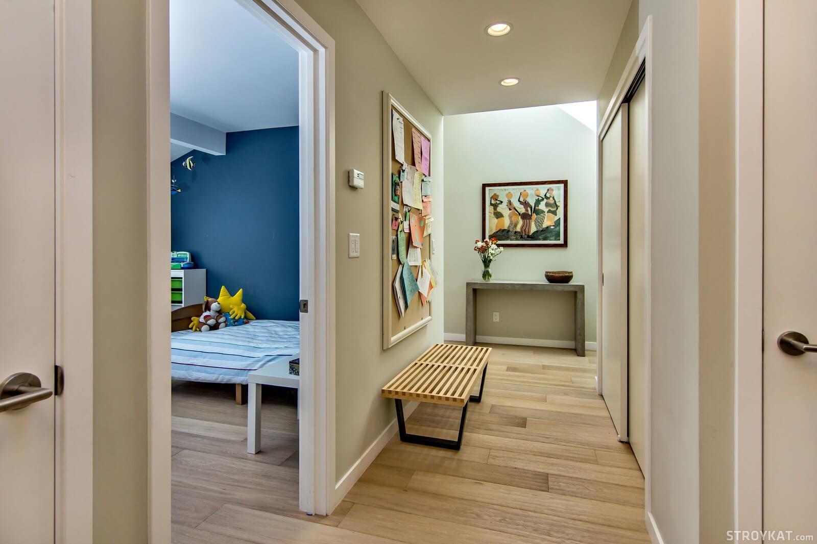 Обустройство дверных проемов в небольших квартирах
