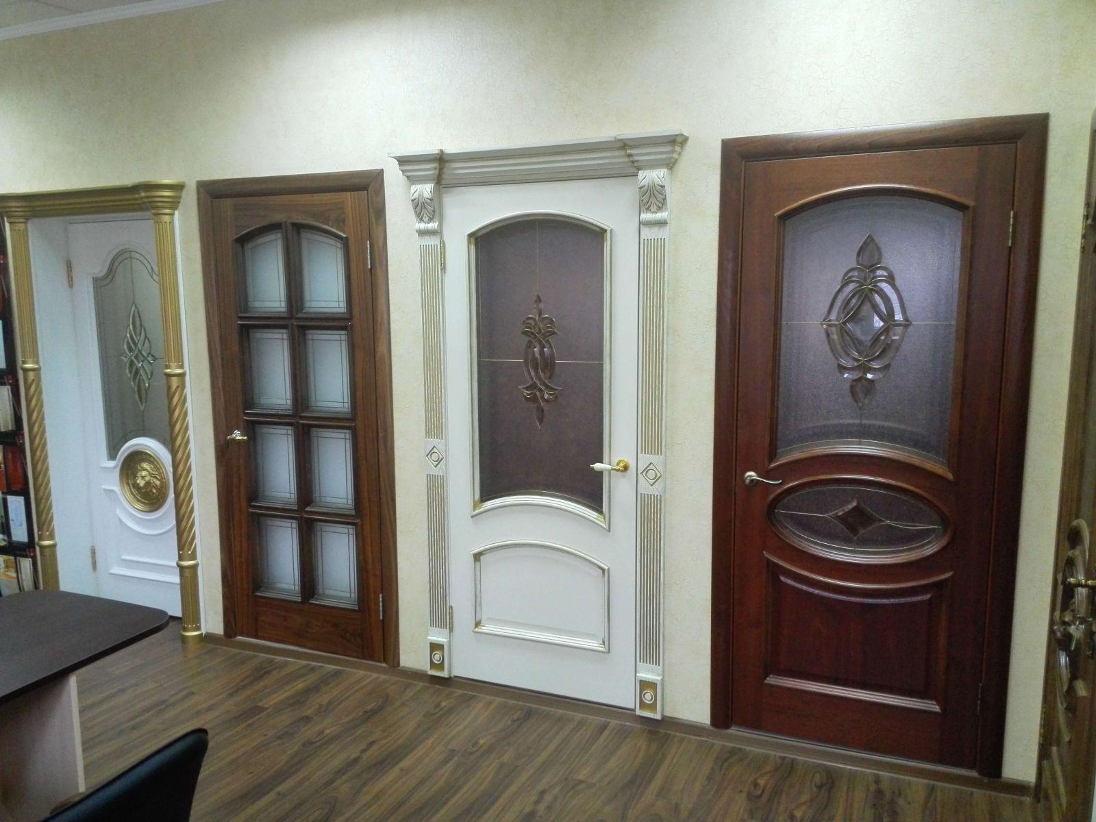 Двери межкомнатные индивидуального изготовления