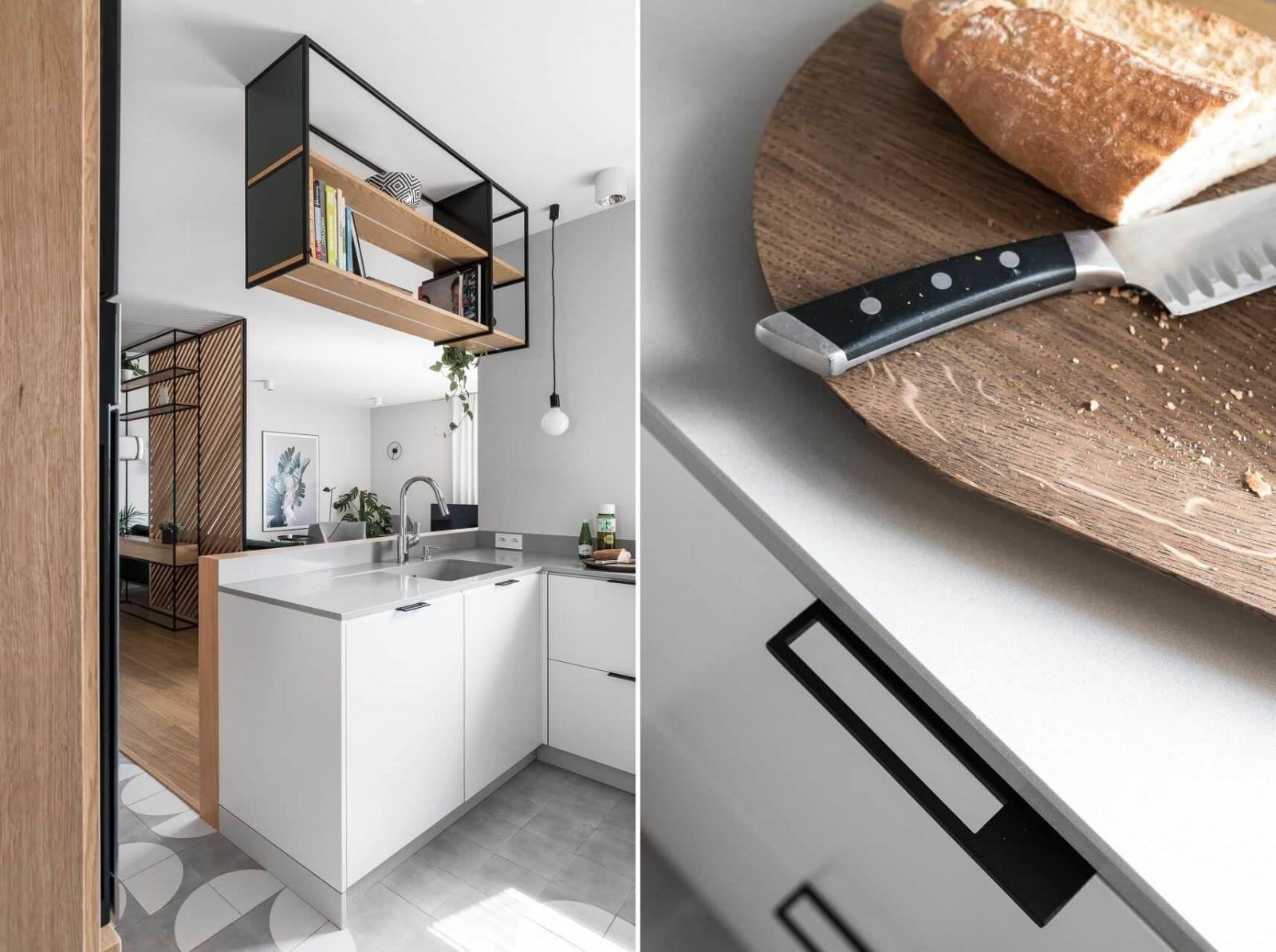 Кухня создана для комфотра и уютных семейных трапез.