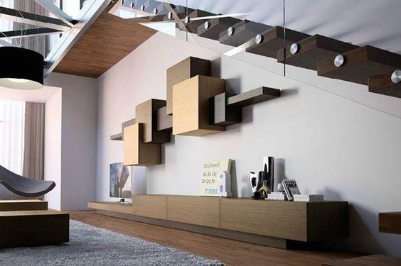 Подвесные конструкции из хитросплетений геометрических фигур — главное достояние супрематизма.