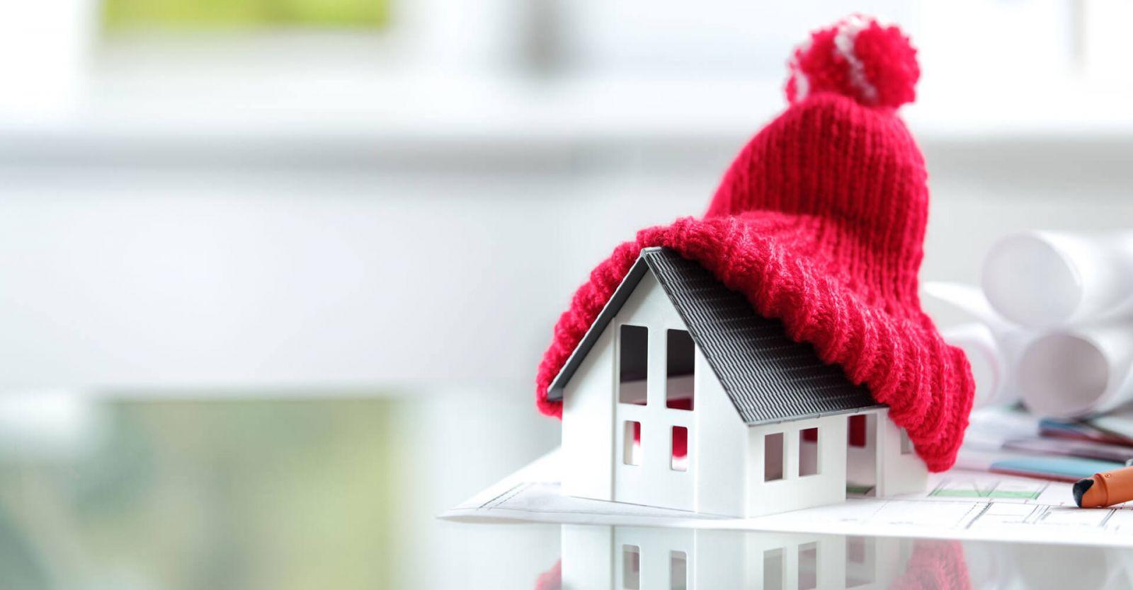 Не забудьте подготовить свой дом к наступающим морозам!