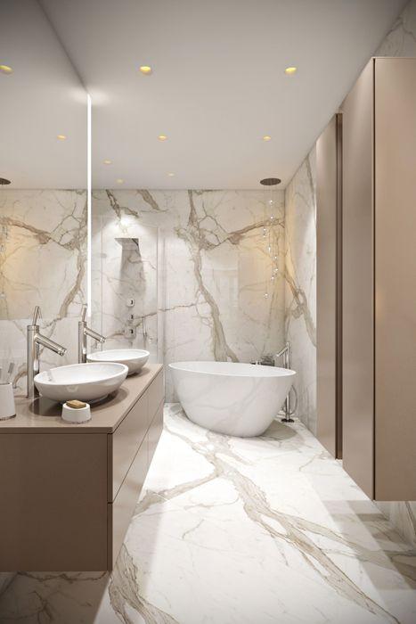 Ванна с душевой кабиной - это здоровье и релакс.