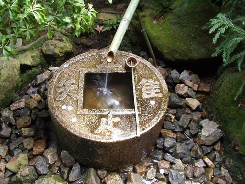 Цукубай – музыка япоснкского сада