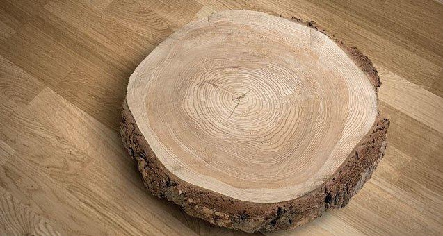 Изготовлено из дерева