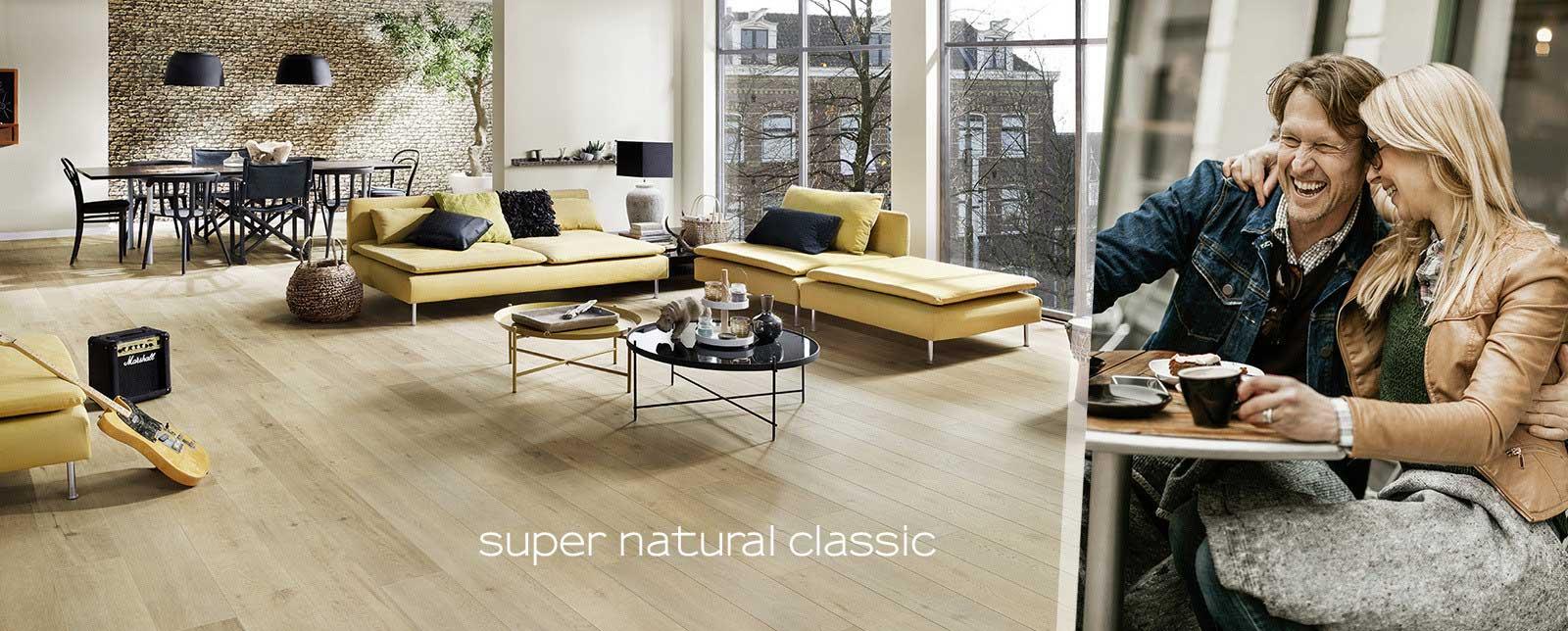 Super Natural Classic ламинат